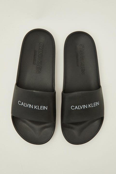Calvin Klein One Mold Slide Black
