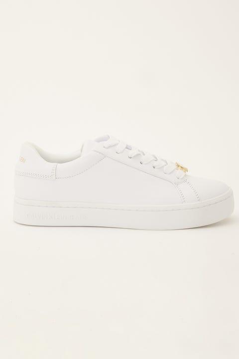 Calvin Klein Cupsole Sneaker Bright White