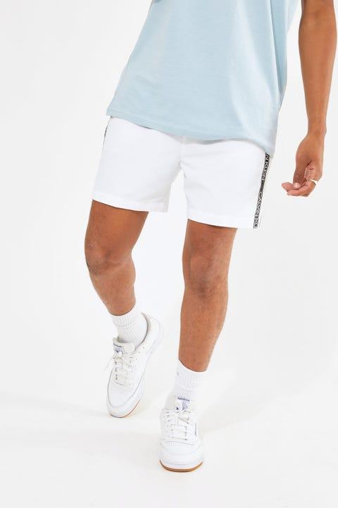 Calvin Klein Core Logo Tape Medium Drawstring White