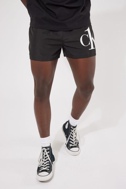 Calvin Klein CK One Short Drawstring Black