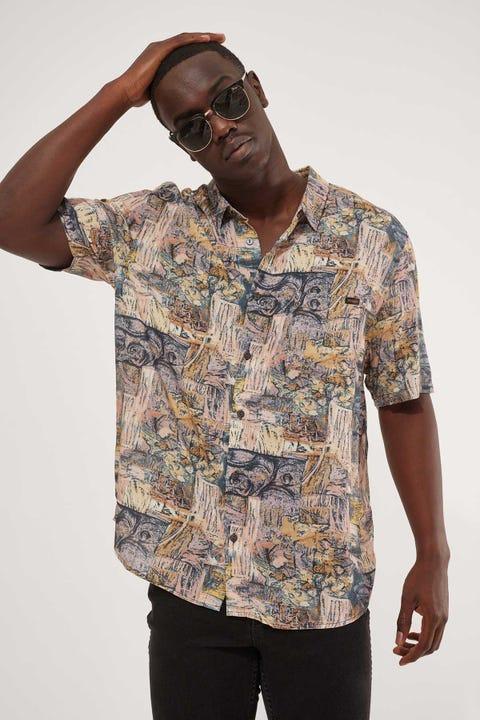 Wrangler Garageland Shirt Zodiac