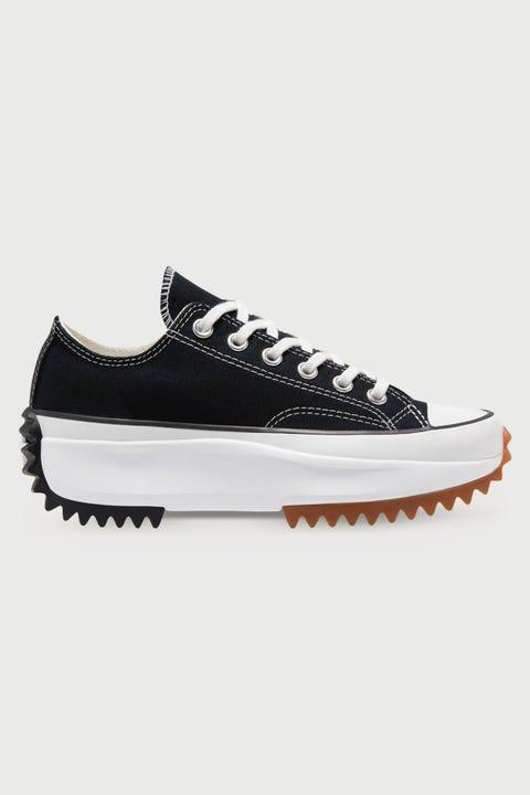 Converse Run Star Hike Ox Black/White/Gum