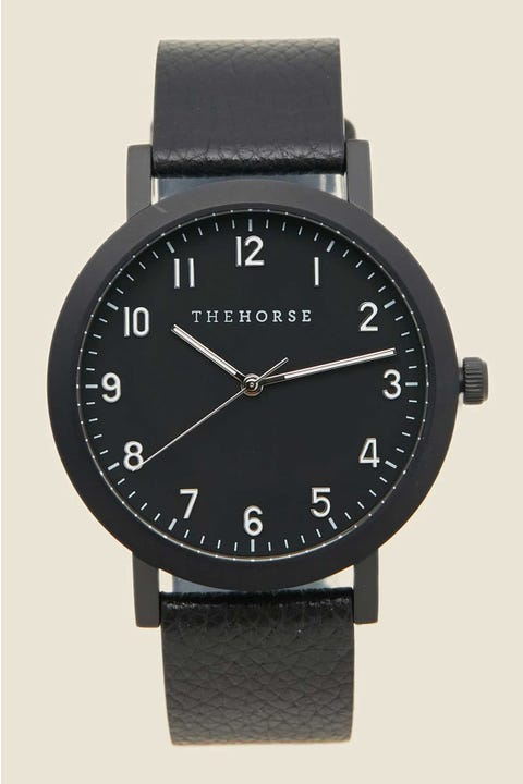 THE HORSE Resin All Black