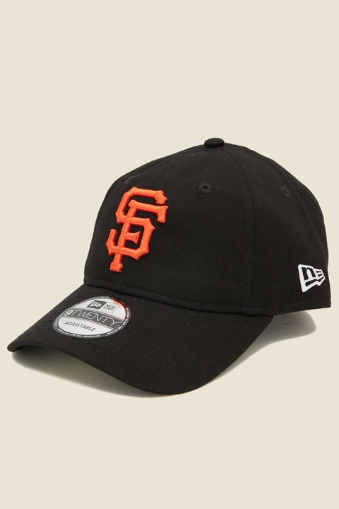 NEW ERA 9Twenty San Francisco Giants Black