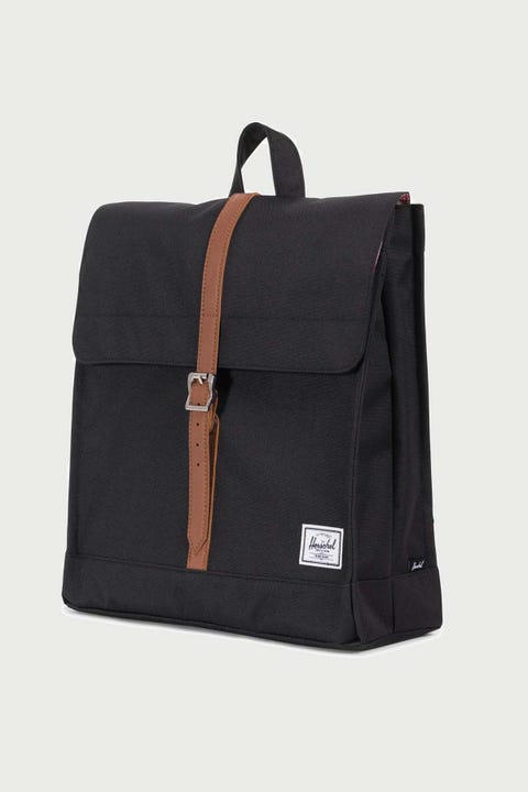 Herschel Supply Co. City Mid Black/Tan