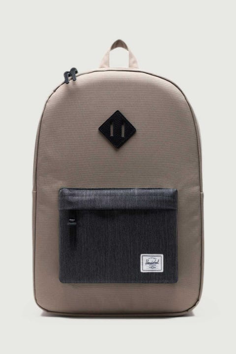 Herschel Supply Co. Heritage Timberwolf/Black Denim
