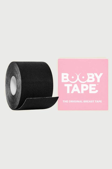 Booby Tape Booby Tape Black