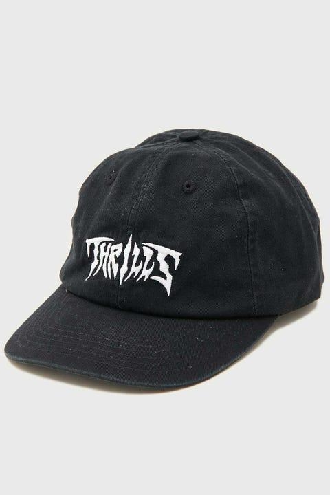 THRILLS Metal Cap Merch Black