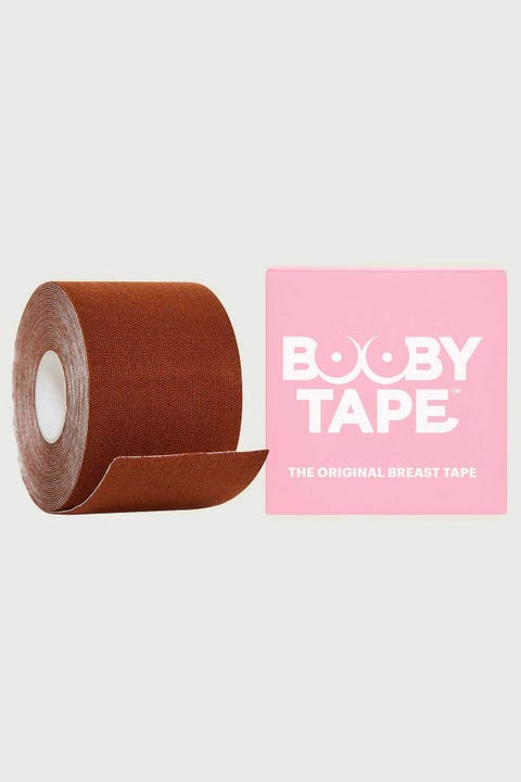 Booby Tape Booby Tape Brown