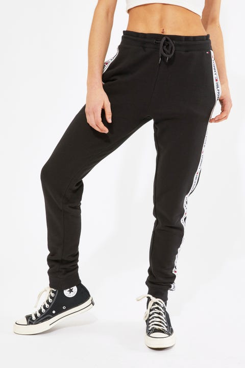 Tommy Jeans Authentic Trackpant Black