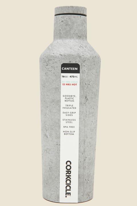 Corkcicle Canteen 475mL Concrete