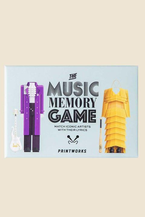 Memory Game Music