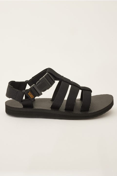 Teva Original Dorado Black