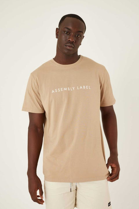 Assembly Logo Tee Husk