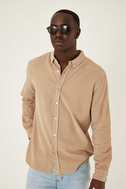 Assembly Cord Shirt Husk