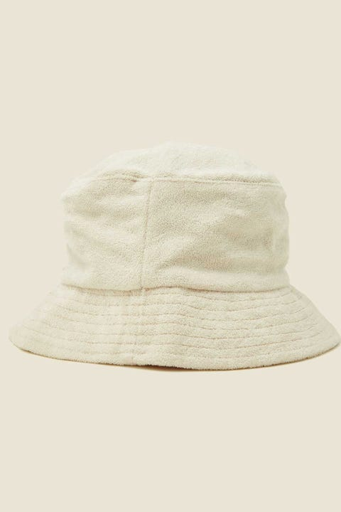 TOKEN Terry Towelling Bucket Hat Sand