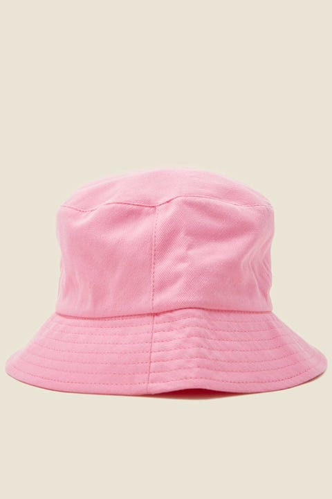 TOKEN No Ordinary Bucket Hat Pink
