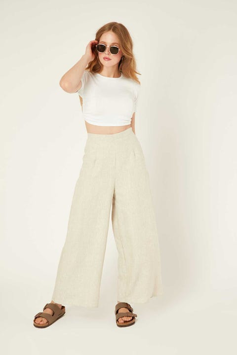 PERFECT STRANGER Dreamy Pant Oat