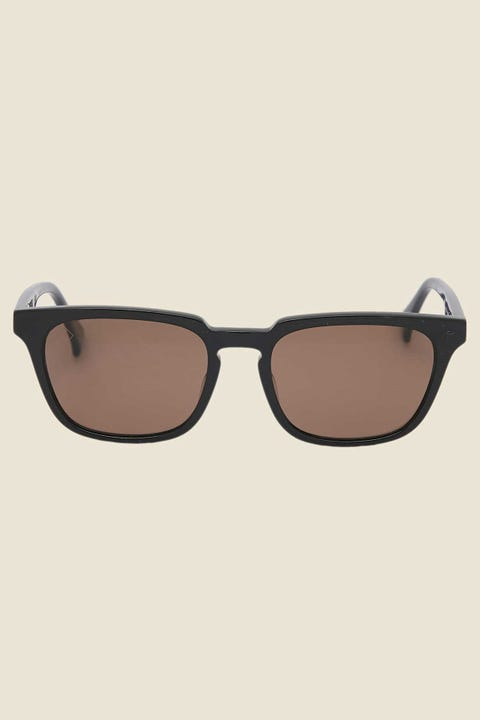 Raen Hirsch Polarized Crystal Black/Smoke