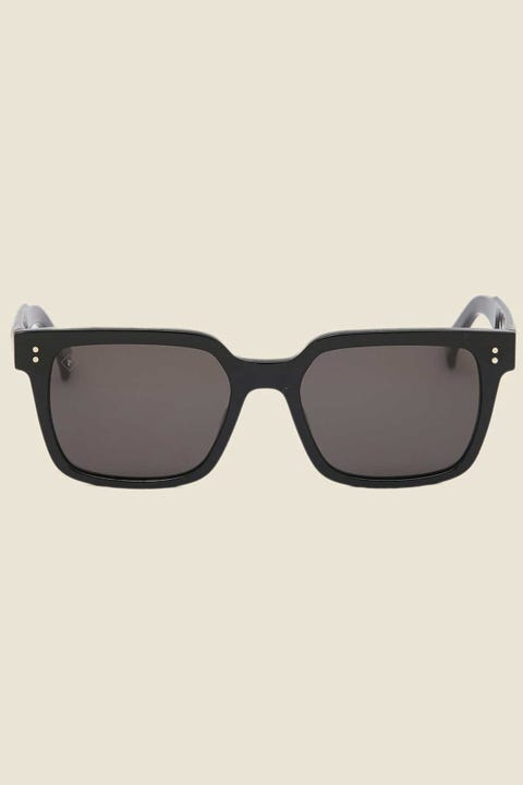Raen West Polarized Crystal Black/Smoke