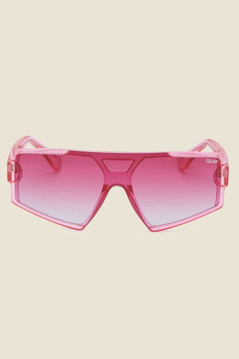 QUAY Space Age Pink/Pink