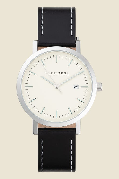 THE HORSE The Original Silver/Off White/Black