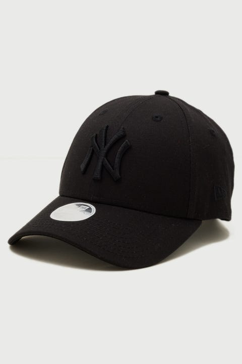 New Era 9Forty NY Yankees Black