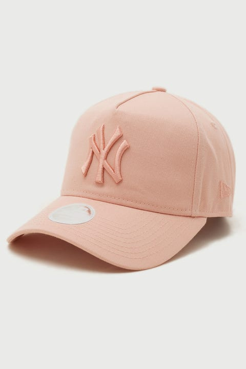 New Era 9Forty A-Frame NY Yankees Blush Sky