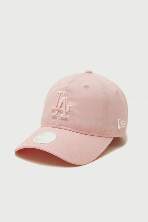 New Era 9Twenty LA Dodgers Pink/Pastel Tonal