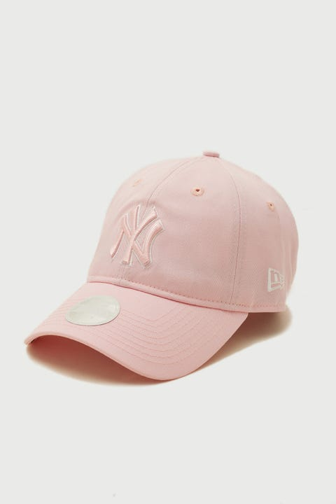 New Era 9Twenty NY Yankees Pink/Pastel Tonal