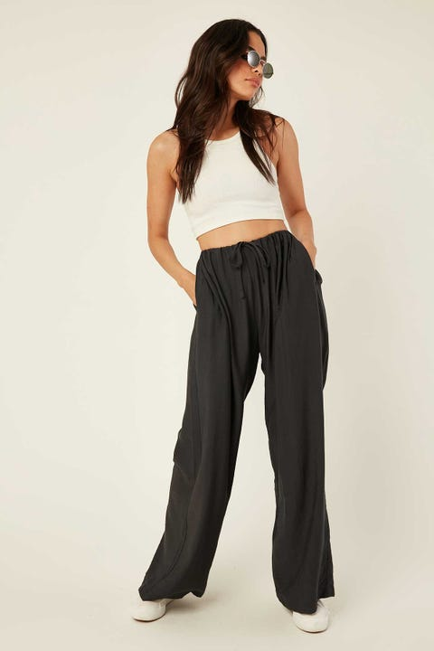 PERFECT STRANGER Feeling Good Pant Charcoal