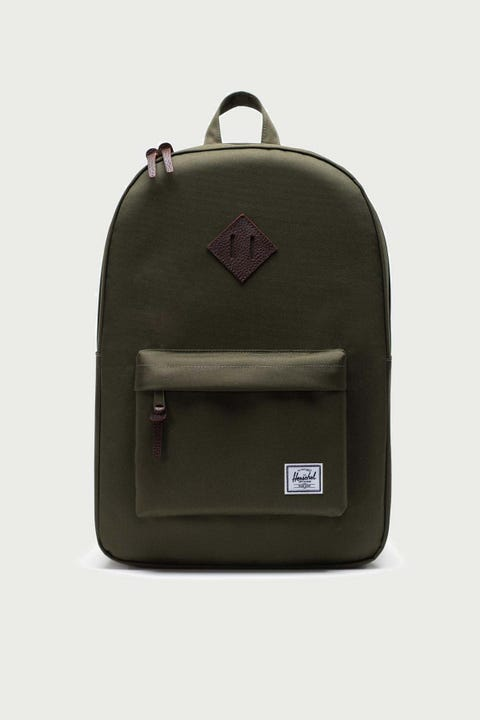 Herschel Supply Co. Heritage Ivy Green/Chicory Coffee