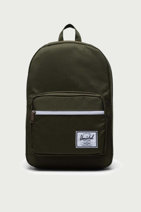Herschel Supply Co. Pop Quiz Ivy Green/Chicory Coffee