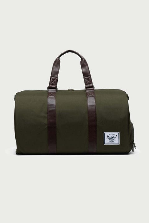 Herschel Supply Co. Novel Ivy Green/Chicory Coffee