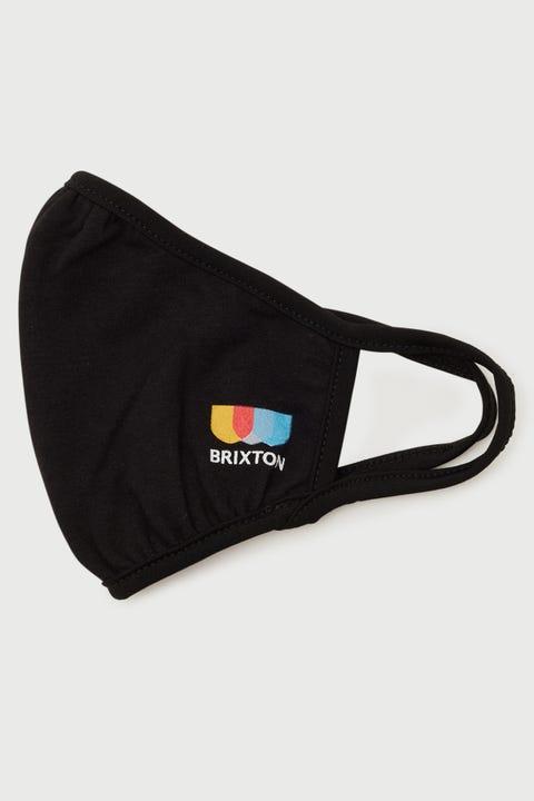 Brixton Tee Mask Alton Black