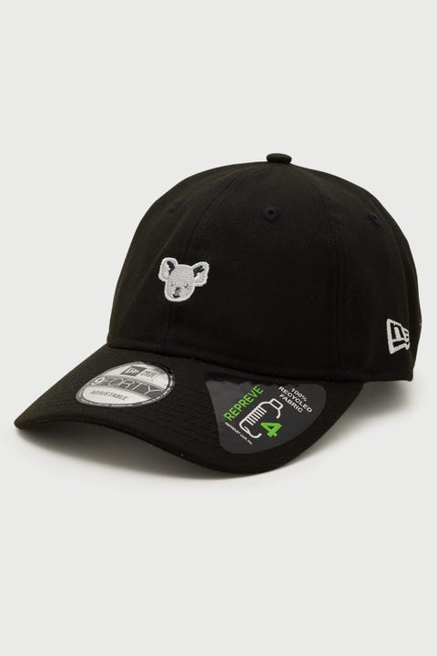 New Era 9Forty Koala Repreve Black