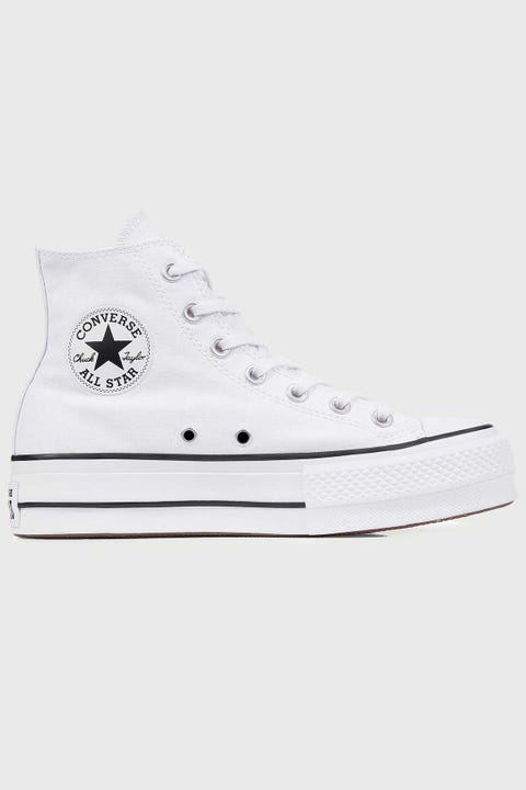 Converse CT Lift Hi White/White