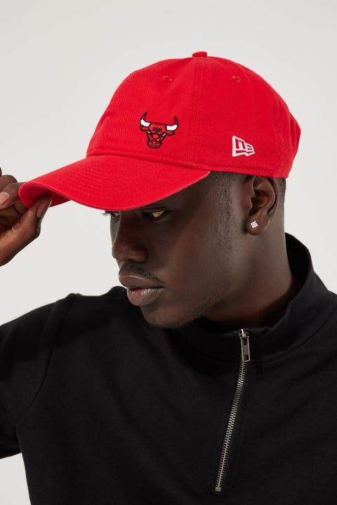 New Era 9Twenty Chicago Bulls Red