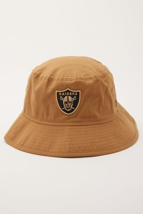 New Era Bucket Las Vegas Raiders Wheat/Black
