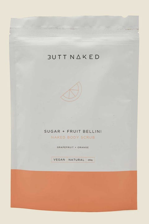 Butt Naked Body Sugar & Bellini Body Scrub