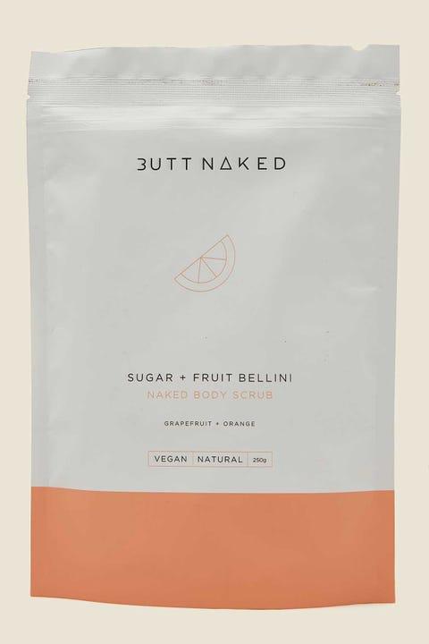 Butt Naked Body Sugar & Bellini Body Scrub
