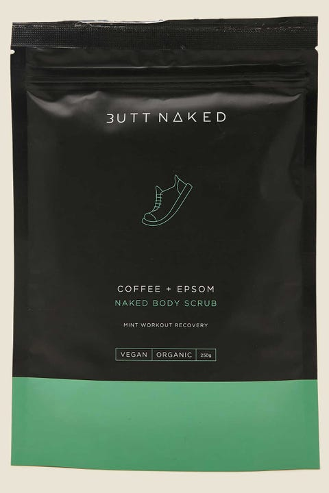 Butt Naked Body Coffee & Epsom Body Scrub