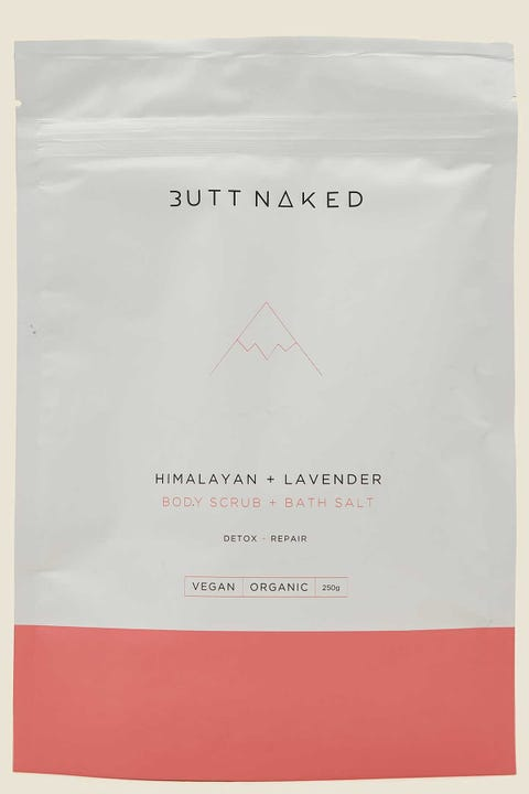 Butt Naked Body Himalayan & Lavender Body Scrub
