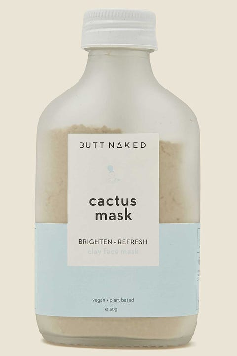 Butt Naked Body Cactus Clay Mask