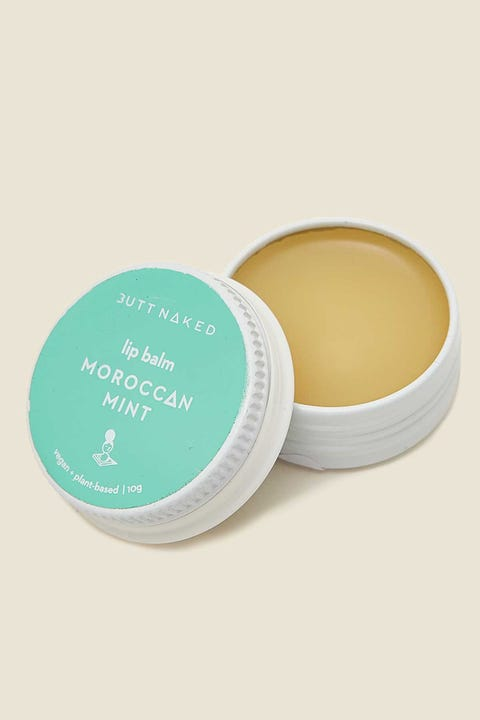 Butt Naked Body Moroccan Mint Lip Balm
