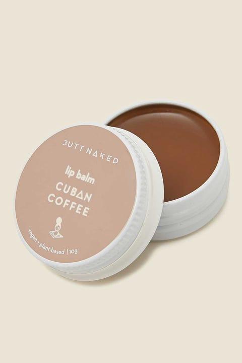 Butt Naked Body Cuban Coffee Lip Balm