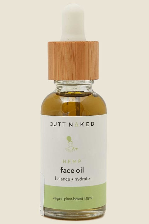 Butt Naked Body Hemp Face Oil