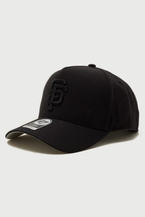 47 Brand MVP DT SF Giants Black/Black