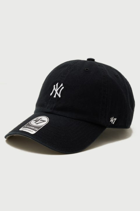 47 Brand Clean Up NY Yankees Black