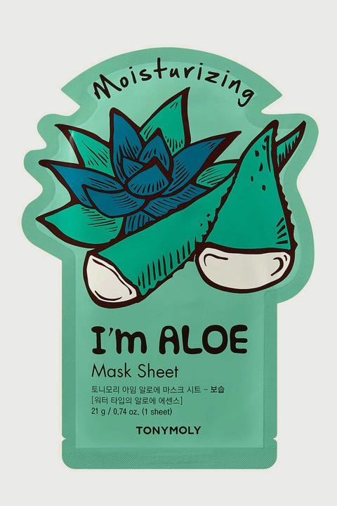 Tonymoly I'm Aloe Mask Sheet